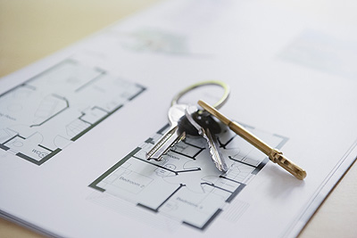 Keys on siteplans